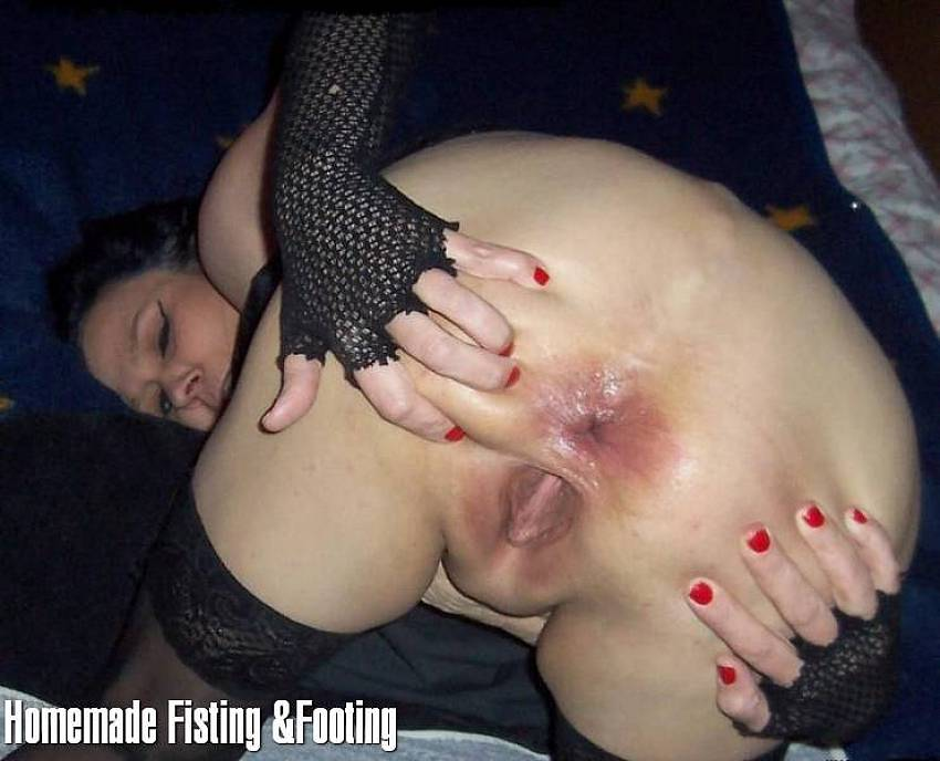 big tits anal fingered