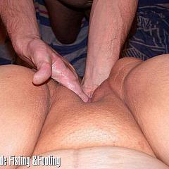 Fisting vagina.