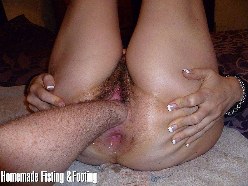 Free homemade amateur fisting videos