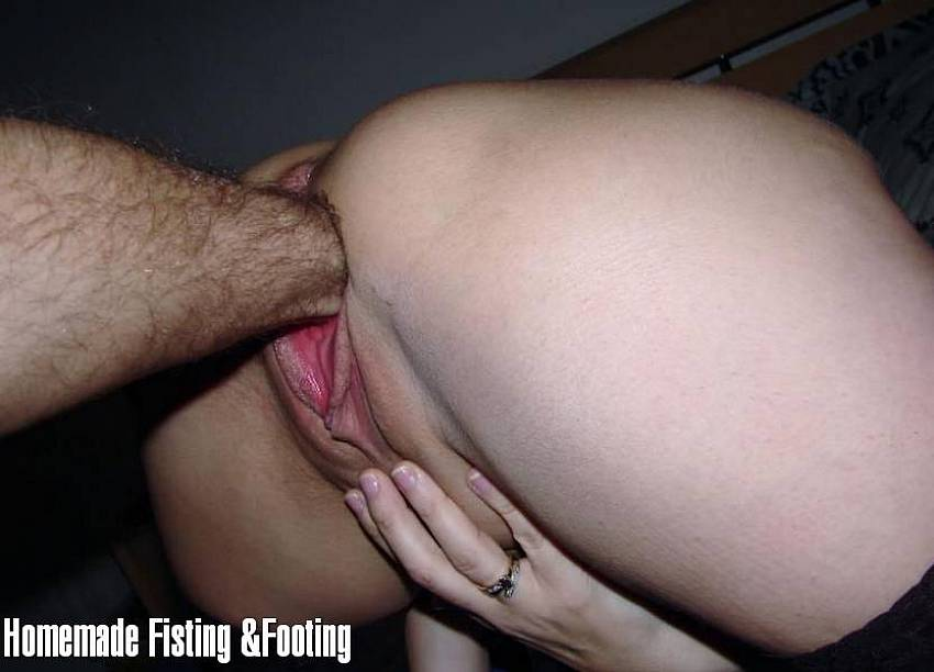 Footing anal fisting marry Russian